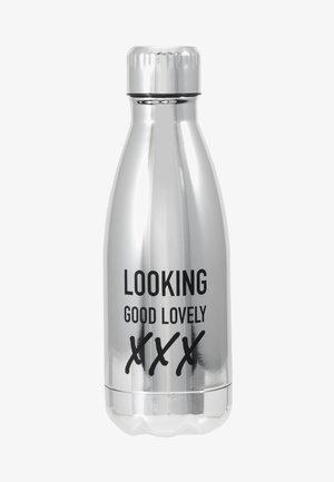 DRINK BOTTLE - Sportovní lahev - silver
