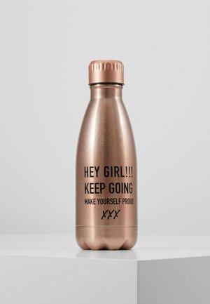 WATER BOTTLE - Drink bottle - bridal rose