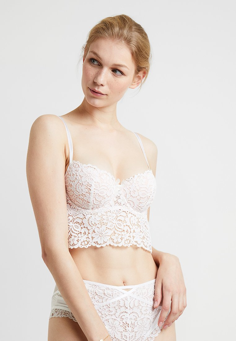 Hunkemöller - ARIEL - Underwired bra - snow white