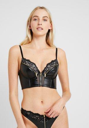 TALIA - Push-up bra - black