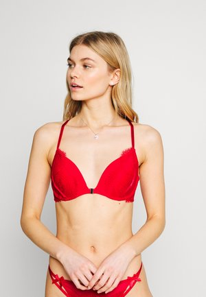 PARIS - Push-up BH - tango red