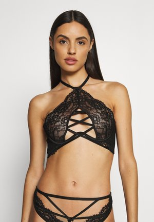 EVE UP - Underwired bra - caviar