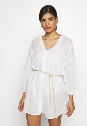 BUTTON DOWN - Strand accessories - blanco