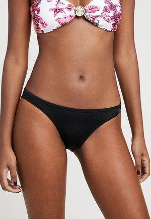WAVE MAKER LOW RIO - Bikiniunderdel - black