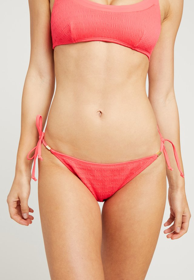 SMOCKIN CHEEKY - Bikiniunderdel - red