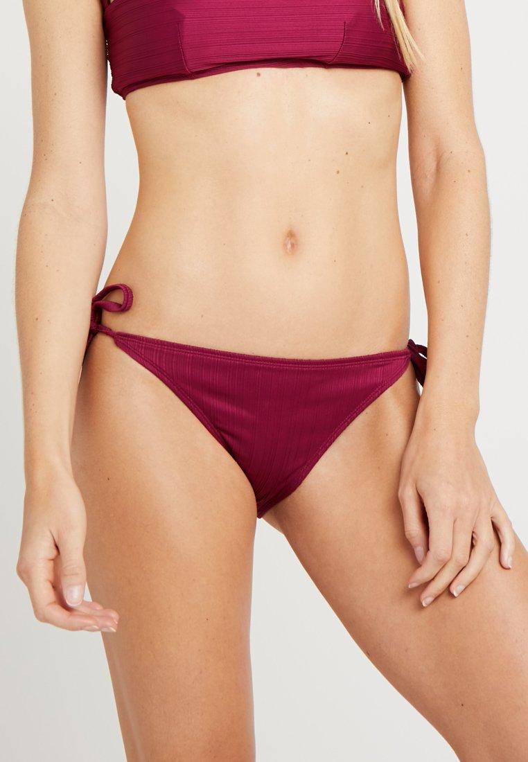 Hunkemöller - DESIRE  - Bikini-Hose - dark purple