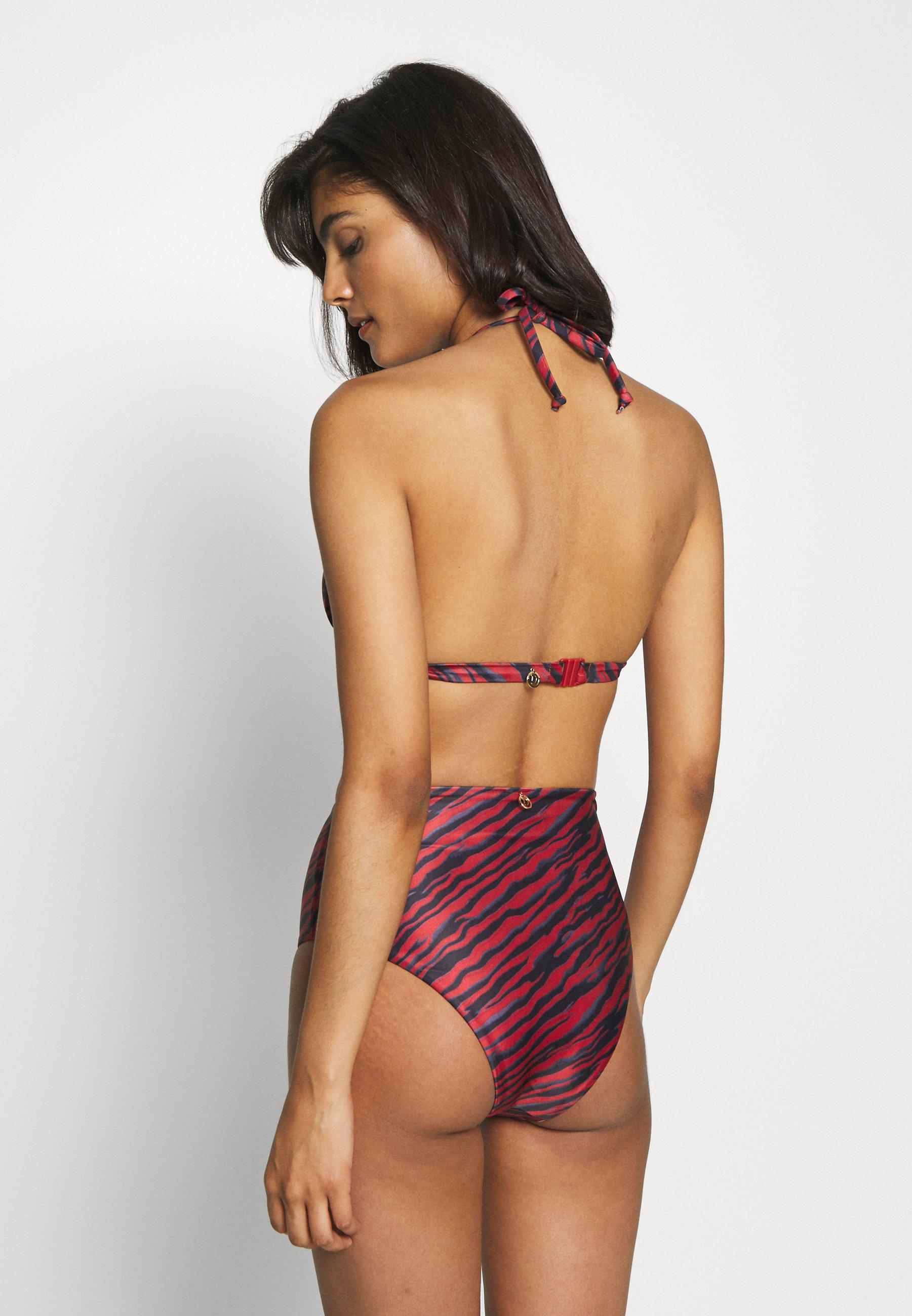 Hunkemöller MALIBU RIO - Bikiniunderdel - red