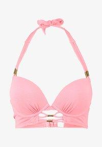 Hunkemöller - HOLIDAY MAXIMIZER - Bikinitop - pink - 4