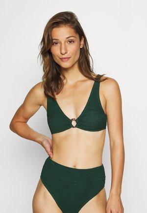 INDIO HILLS  - Bikini top - green