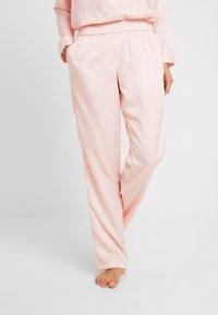 Hunkemöller - PANT PAISLEY - Pyjamasbukse - cloud pink - 0