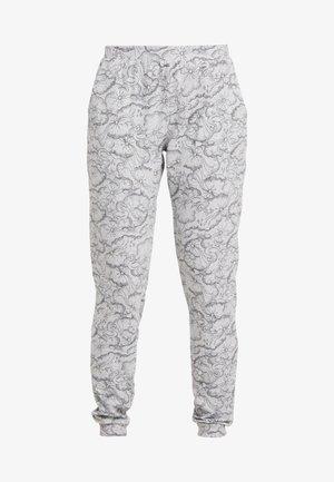 PANT SWAN - Pyjama bottoms - light grey melee