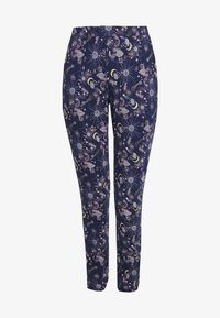 Hunkemöller - PANT CONSTELLATION - Pyjama bottoms - peacot - 3
