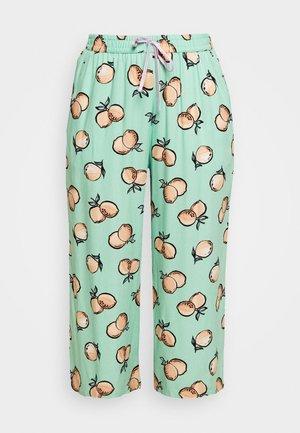 CAPRI ORANGES - Pyjamasbukse - hamlock
