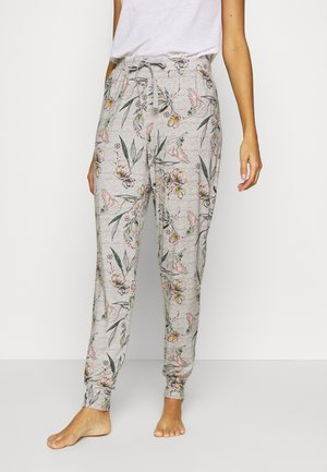 PANT MEADOW BLOOM - Pyjamabroek - warm grey