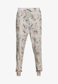 Hunkemöller - PANT MEADOW BLOOM - Pyjamabroek - warm grey - 3