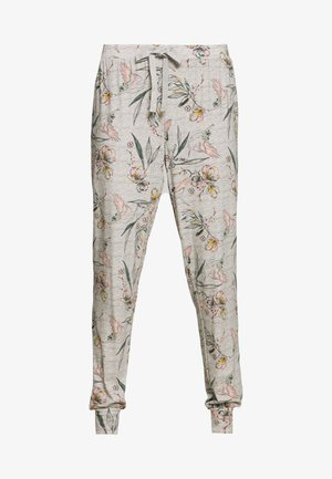 PANT MEADOW BLOOM - Pyjamasbukse - warm grey