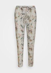 Hunkemöller - PANT BIRDS - Pyjamasbukse - light grey - 3