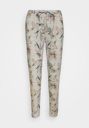 PANT BIRDS - Pyjamabroek - light grey