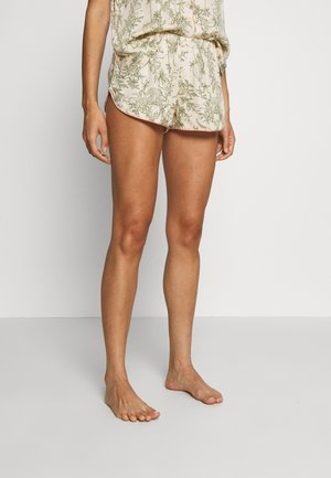 SHORT MONKEYS - Pyjamasbukse - tapioca