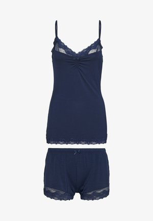 SHORT SET - Pyjama - insignia blue