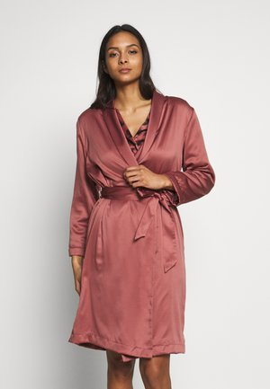 ROBE DOUTZEN - Dressing gown - mauve brown