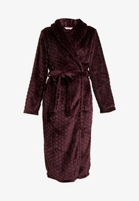 Hunkemöller - ROBE LONG HONEYCOMB - Dressing gown - wine tasting - 4
