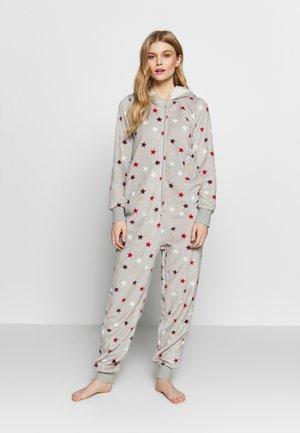 ONESIE STAR - Pyjama - grey