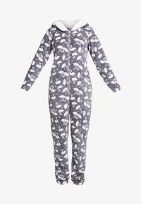 Hunkemöller - ONESIE SWAN - Pijama - silver grey - 4