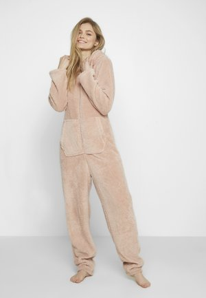 ONESIE FAWN - Pyjamas - rose smoke