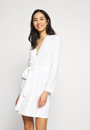 ROBE - Dressing gown - off white