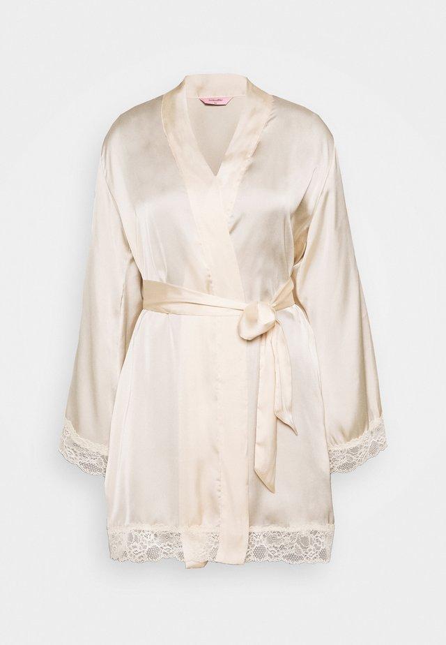 KIMONO MEILI - Dressing gown - champagne