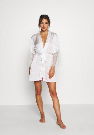 KIMONO  - Dressing gown - snow white
