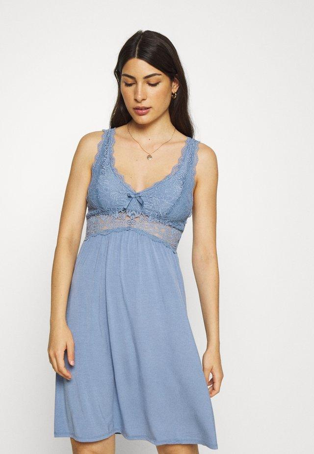 Chemise de nuit / Nuisette - country blue