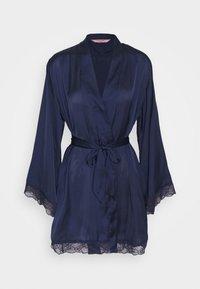 Hunkemöller - KIMONO MEILI - Dressing gown - blue - 4