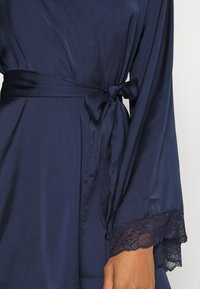 Hunkemöller - KIMONO MEILI - Dressing gown - blue - 5