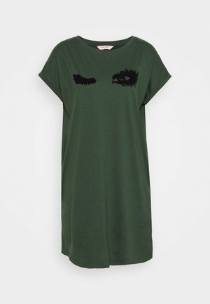 NIGHTIE CAP R NECK WINK - Nightie - duffle bag