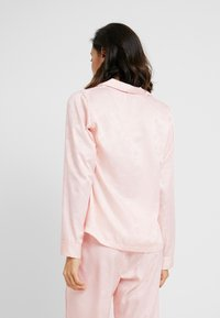 Hunkemöller - JACKET PAISLEY - Pyjama top - cloud pink - 2