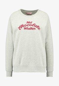 Hunkemöller - HOT CHOCOLATE - Nattøj trøjer - oatmeal - 4