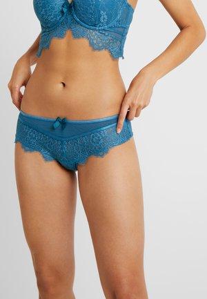 MARILEE BRAZILIAN - Pants - lyons blue