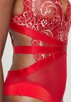 Hunkemöller - TORIL - Body - tango red