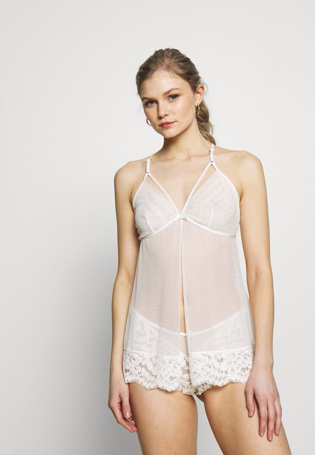 ZOYA SET - Pyjamas - off white
