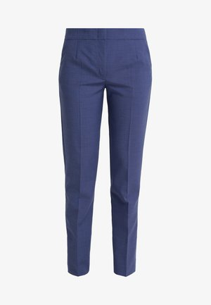 DEVIATING - Pantalon classique - light blue