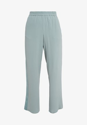 MOJA TROUSERS - Bukser - teal