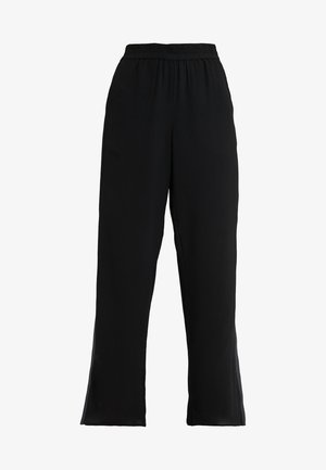 MOJA TROUSERS - Trousers - black