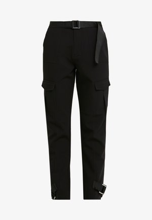 SKUNK MIX  - Pantalon classique - black