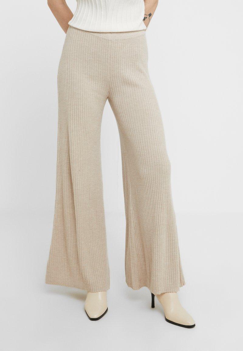 Holzweiler - TIME - Pantalon classique - beige