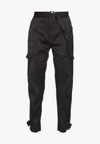 Holzweiler - SKUNK - Cargo trousers - black - 5