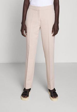 EIKEBUSK TROUSERS - Trousers - sand