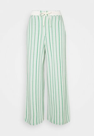 MARKVEIEN TROUSER - Pantaloni - green