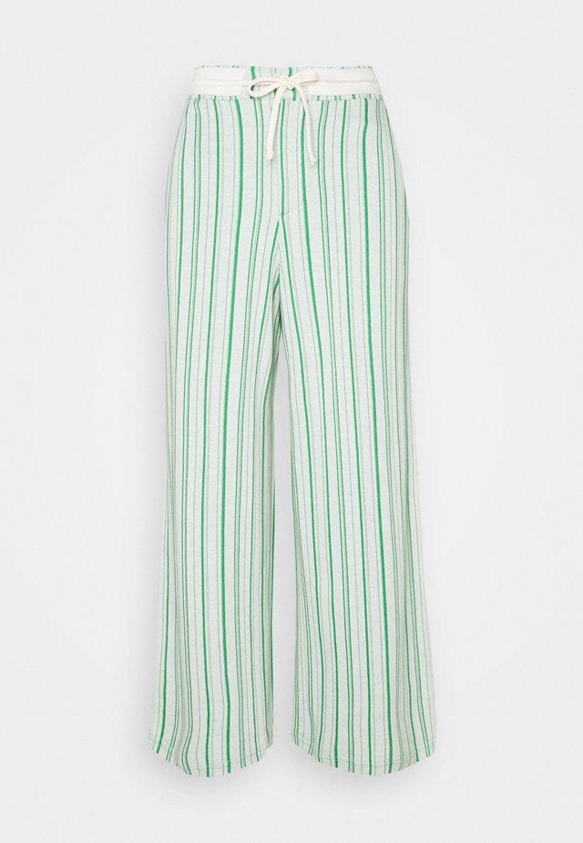 MARKVEIEN TROUSER - Trousers - green